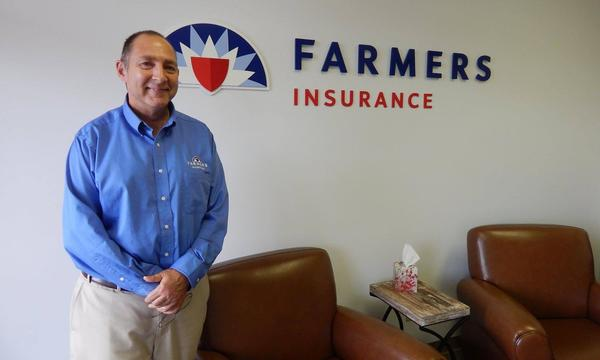 Philip Gebauer, your new Farmers agent!