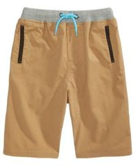 Image of Univibe Gunther Cotton Shorts, Big Boys