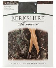 Image of Berkshire Shimmer Control Top Hosiery 4429