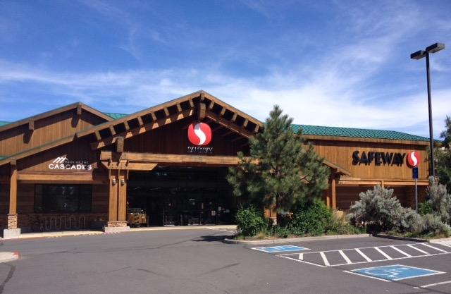 Safeway Store Front Photo at 320 W Century Blvd in Bend OR