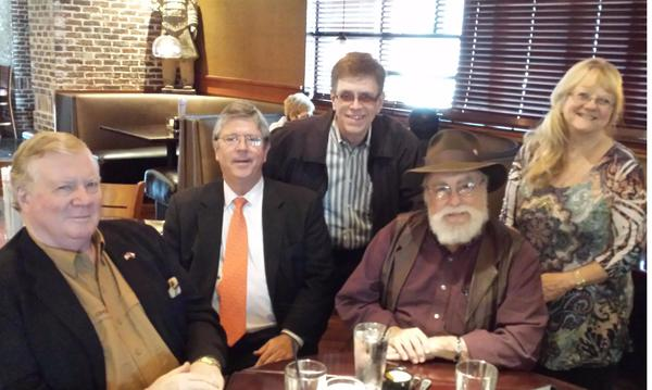 My good friend Jim Marrs