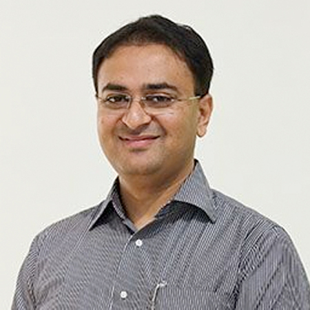 MR. VIVEK MODI's headshot
