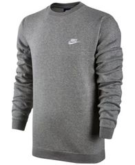 Image of Nike Men's Crewneck Fleece Sweatshirt