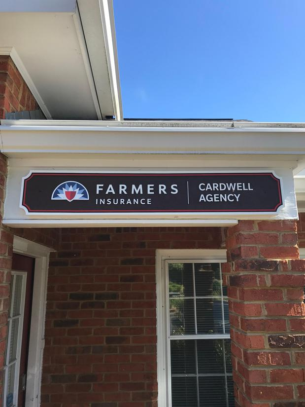 exterior shot of farmers office