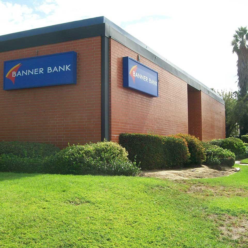 Banner Bank branch in Riverside, California