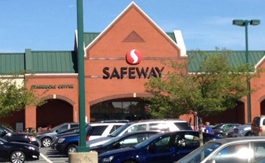 Safeway Store Front Picture at 225 Brierhill Dr in Bel Air MD