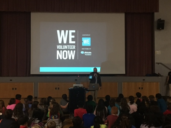 Mark Havlic - Empowering Local Students to Make a Difference