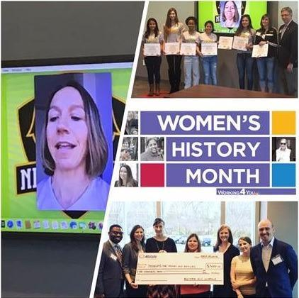 Elvira D. Bacigalupo - NBC4 Celebrates National Women's History Month