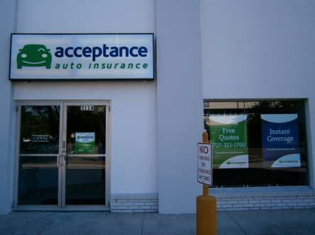 Acceptance Insurance - 1st Ave N