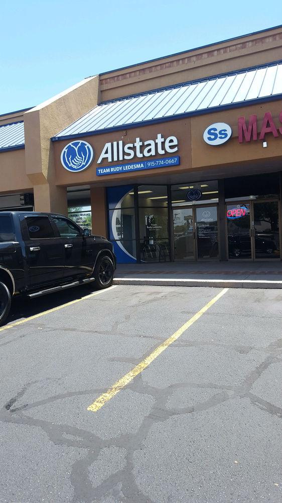 Allstate Team: Car Insurance In El Paso, TX - Team Rudy