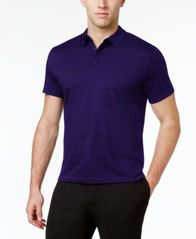 Image of Alfani Men's Soft Touch Stretch Polo, Created for Macy's