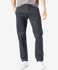 Image of NEW Dockers Men's Alpha Slim Fit All Seasons Tech Khaki Stretch Pants