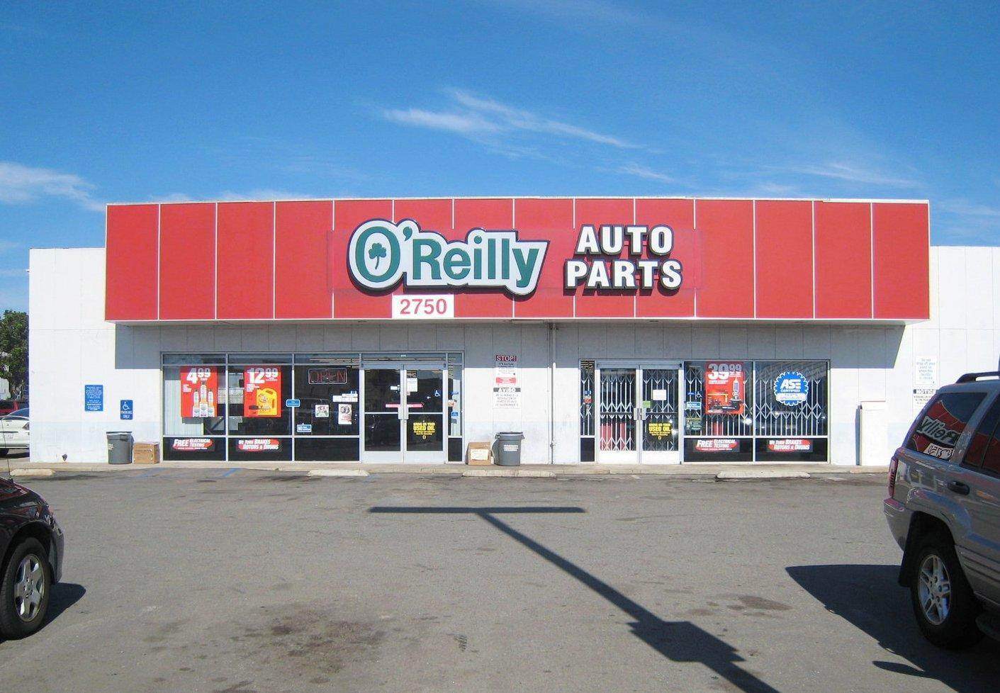 Midway Auto Parts >> 2750 Midway Drive San Diego, CA | O'Reilly Auto Parts
