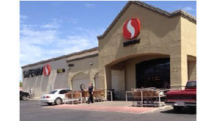 Safeway Store Front Picture at 240 S Hill St in Globe AZ