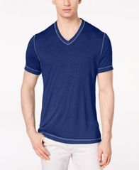 Image of I.N.C. Men's Heathered T-Shirt, Created for Macy's