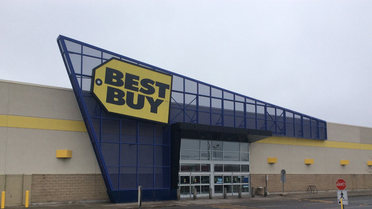 Best Buy Centre Laval