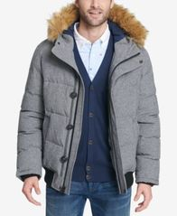 Image of Tommy Hilfiger Short Snorkel Coat, Created for Macy's