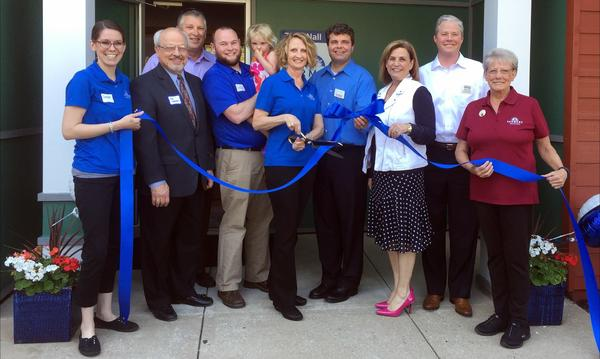 April 2016 Open House &  NE Johnson County Chamber Ribbon Cutting Ceremony