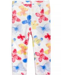 Image of First Impressions Leggings, Baby Girls, Created for Macy's