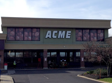 Acme Markets store front picture of store at 105 E Street Rd in Feasterville Trevose PA