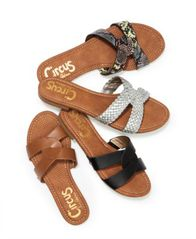 Image of Circus by Sam Edelman Clover Flat Sandals, Created For Macy's