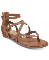 Image of G by GUESS Carlyn Flat Sandals