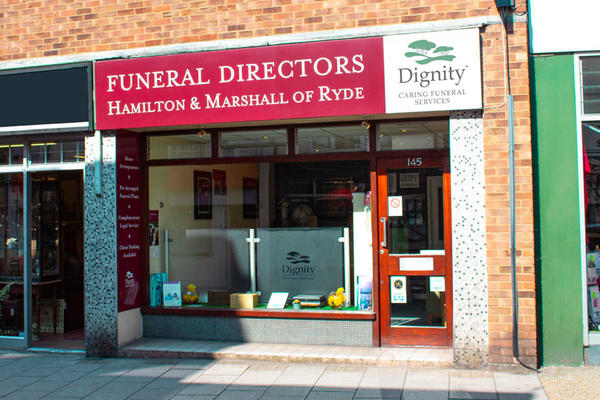 Hamilton & Marshall of Ryde Funeral Directors in Ryde