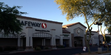Safeway Store Front Picture at 13828 W Waddell Rd in Surprise AZ