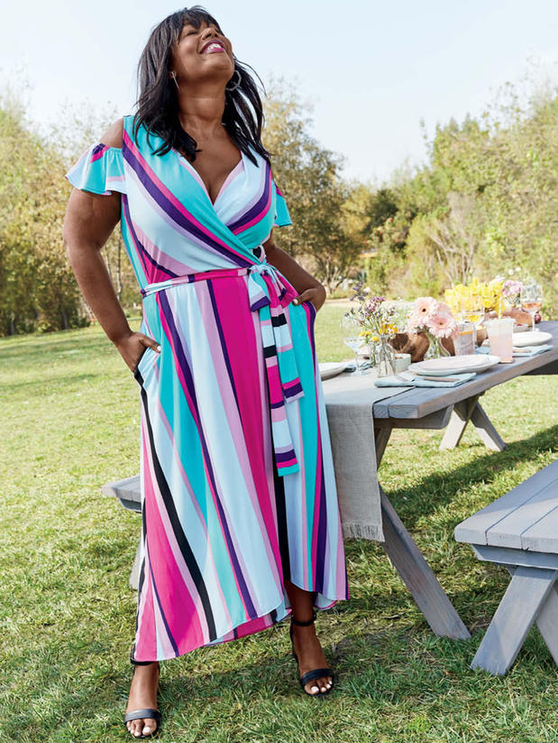 Lane Bryant plus size dresses