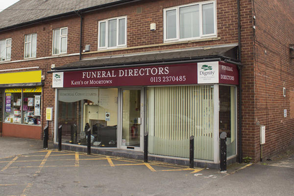 Kaye's of Moortown Funeral Directors in Moortown, Leeds
