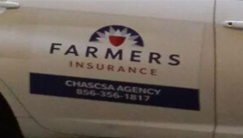 Farmers®mobile sign