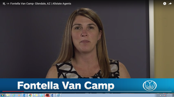 Fontella Van Camp - Visit my YouTube Channel!