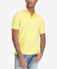 Image of Polo Ralph Lauren Men's Classic Fit Mesh Polo