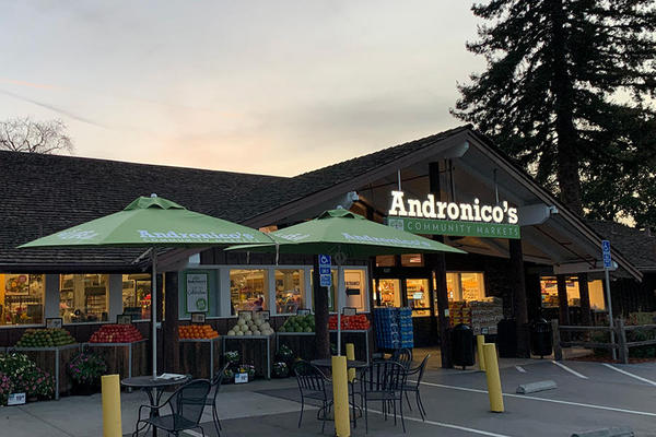 Andronico's Community Markets - Los Altos - Fremont Ave