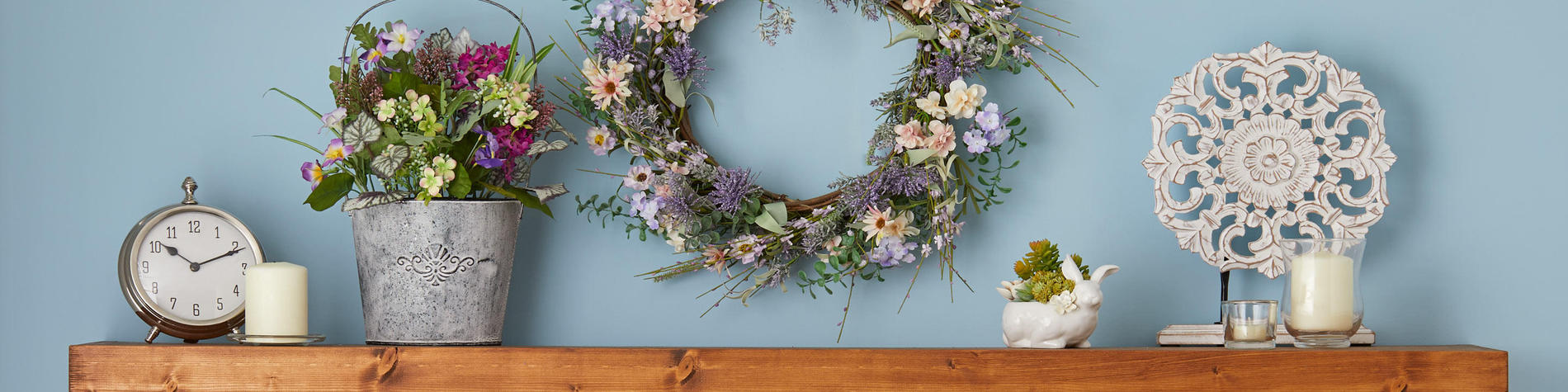Hop into Spring with festive decor