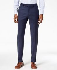 Image of Tommy Hilfiger Men's Modern-Fit TH Flex Stretch Suit Pants