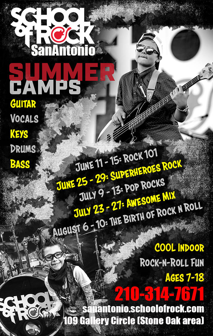 Image of 2018 SUMMER CAMPS