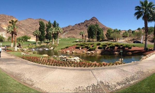 Beautiful Cascata Golf Course