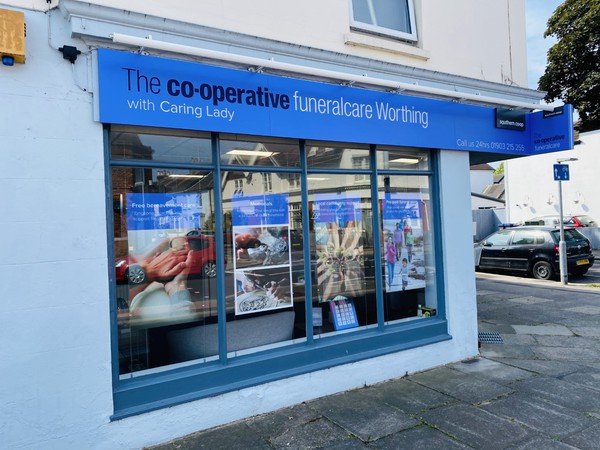 The Co-operative Funeralcare with Caring Lady Worthing