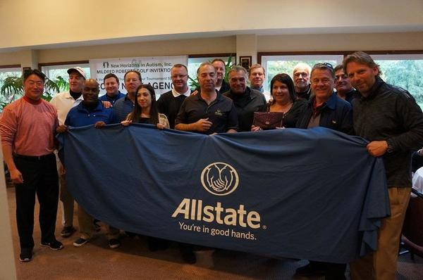 Michael Short - New Horizons in Autism Receives Allstate Foundation Grant