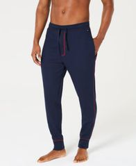 Image of Tommy Hilfiger Men's Thermal Joggers, Created for Macy's
