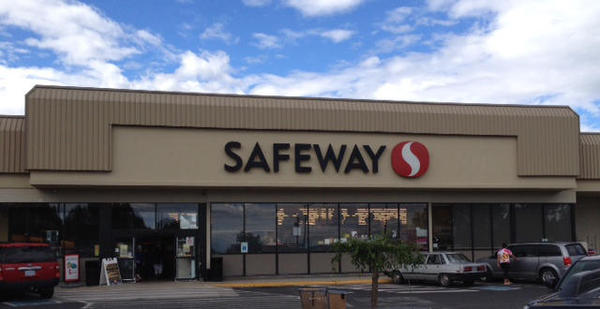 Safeway store front picture of 10 W Colville Ave in Chewelah WA