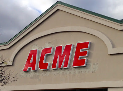 Acme Markets store front picture at 643 Conchester Pike in Boothwyn PA