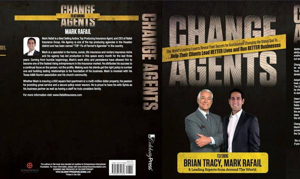 Mark's Best Selling Book - Change Agents