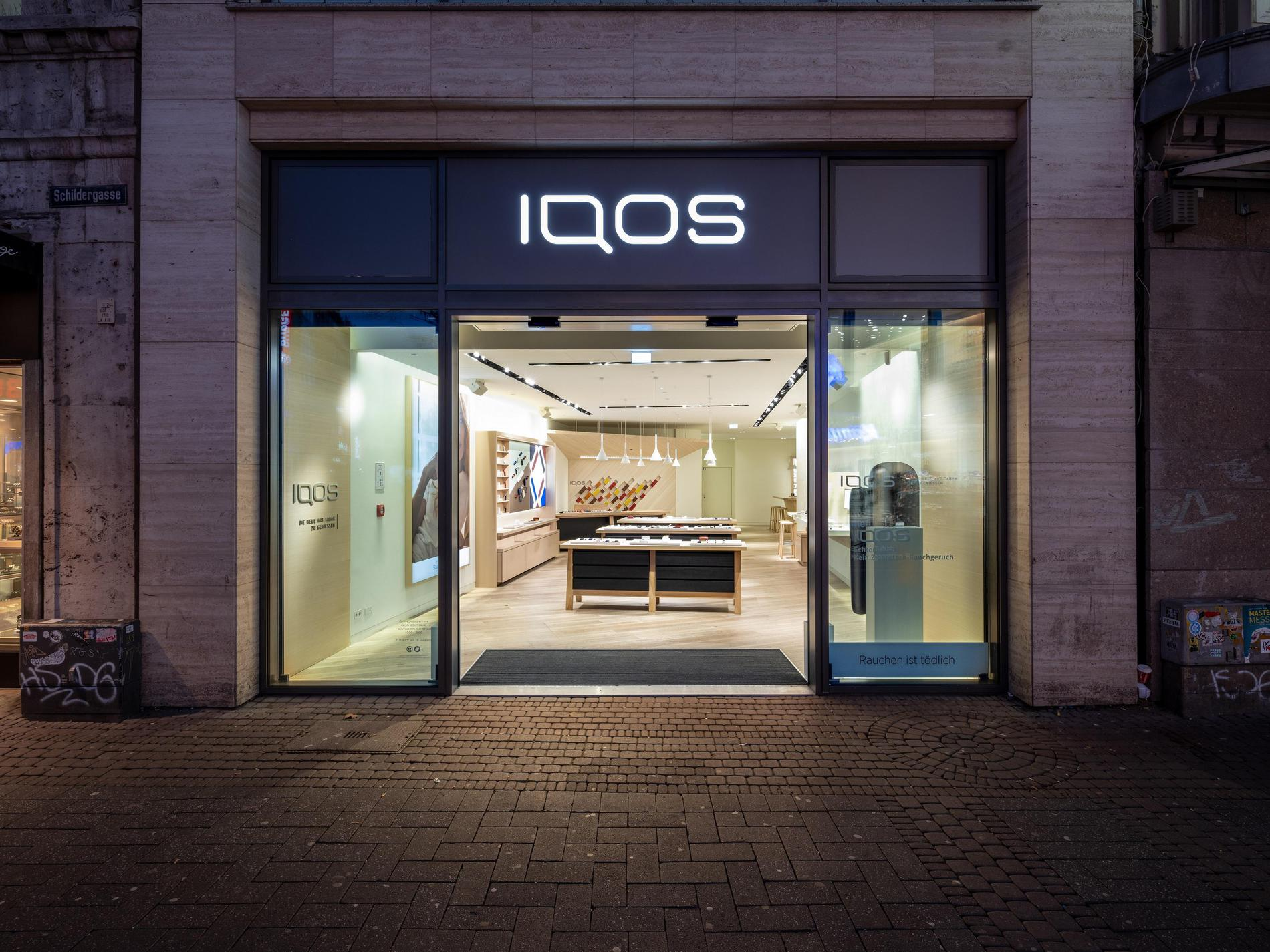 About IQOS Photo
