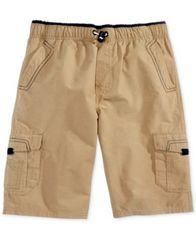 Image of Univibe Bungee Waist Cargo Short, Big Boys (8-20)