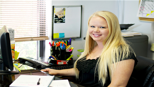 Danielle, ready to assist you with your current policy or if you need a new one!