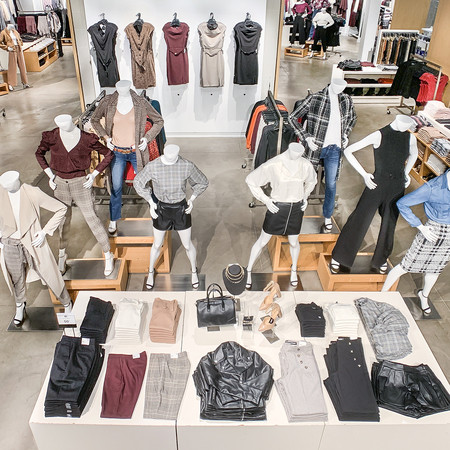 Express Clothing Store Locator | Find Women's & Men's
