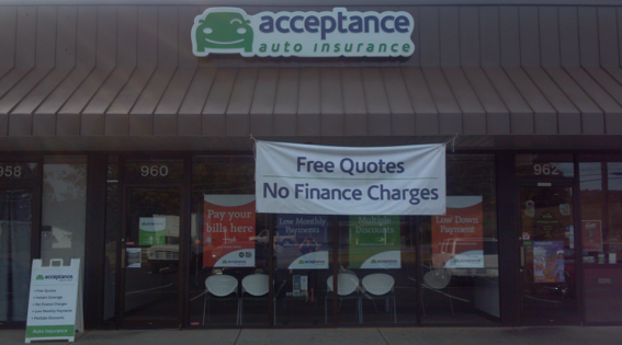 Acceptance Insurance - N Tennessee St
