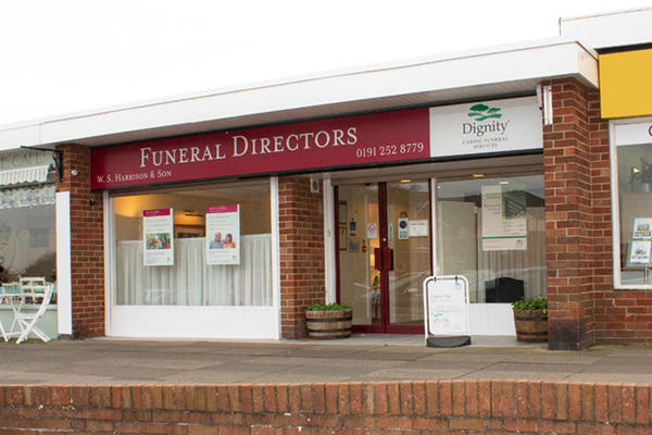W S Harrison & Son Funeral Directors in Whitley Bay